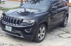 Super Clean Nigerian Used Grand Cherokee Jeep 2015 Mòdel