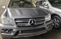 Tokunbo Mercedes Benz GL450 2012 Model