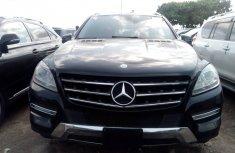 Tokunbo Mercedes Benz ML350 2012 Model