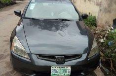 Neat Nigerian used Honda Accord 2005 Model