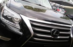 Used Lexus GX460 SUV for Sale Foreign 2015 Model Black