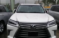 2017 Lexus LX 570 Foreign Used White for Sale