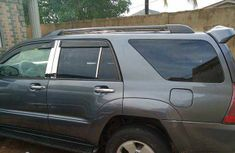 Used 2005 Toyota 4Runner Nigeria Blue for Sale