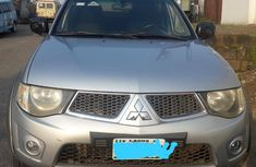 Nigeria Used Rugged Mistibishi L200 2012 Model Silver