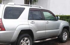 Used 2006 Toyota 4Runner Nigeria Silver for Sale