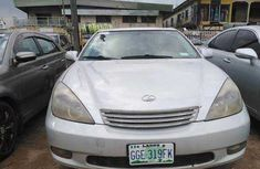 Lexus ES 300 Used 2003 Model Nigeria Silver