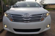 Used Toyota Venza Foreign 2011 Model White