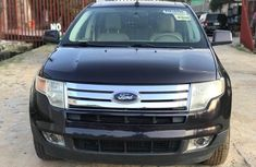 2007 Ford Edge Foreign Used Black for Sale