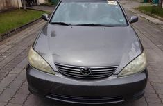 Foreign Used Toyota Camry 2006 Model Grey