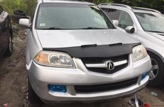 2006 Acura MDX Foreign Used Silver for Sale