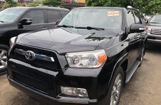 2012 Toyota 4Runner Foreign Used Black for Sale