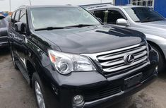 Used Lexus GX460 SUV for Sale Foreign 2011 Model Black