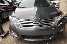 Used Toyota Venza Foreign 2010 Model Grey for Sale