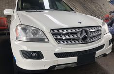 Mercedes Benz ML350 Foreign Used 2008 Model White
