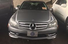 2008 Used Mercedes Benz C300 Foreign Silver for Sale
