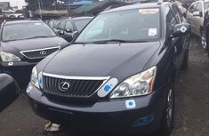 Lexus RX 330 Foreign Used 2005 Model Grey