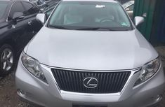 Used RX Lexus 350 Foreign 2010 Model Silver