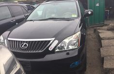 Lexus RX 330 Foreign Used 2005 Model Black