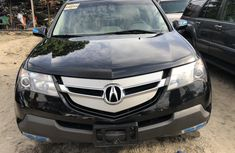2008 Acura Used MDX Foreign Used Black for Sale