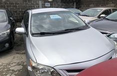 Used Toyota Corolla Foreign 2012 Model Silver for Sale