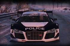 Fastest police cars of all time - See what Nigerian Police should start using!