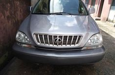 Used Lexus RX300 Foreign 2003 Model Silver for Sale