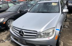 2009 Mercedes Benz C300 Foreign Used Silver for Sale