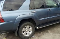 Used 2005 4Runner Toyota Foreign Blue for Sale
