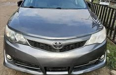 Used Toyota Camry Foreign 2012 Model Grey