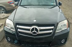 2011 Mercedes Benz GLK350 4MATIC Foreign Used Black