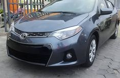 Used Toyota Corolla Foreign 2015 Model Grey for Sale