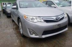 Nigerian used Toyota Camry 2012