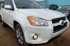 2011 Toyota RAV4 V6 Foreign Used White