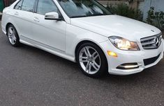 Used Mercedes Benz C300 Foreign 2012 Model White