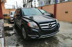 Used Mercedes Benz GLK350 Foreign 2013 Model Black