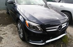 Used Mercedes Benz C300 Foreign 2016 Model Black