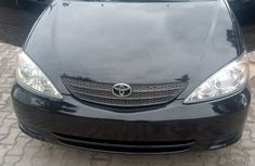 Used Toyota Camry Foreign 2004 Model Black