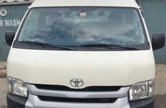 Toyota HiAce Bus Foreign Used 2015 Model White