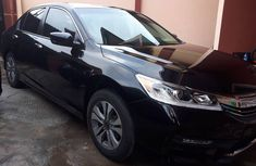 2017 Honda Accord EX Foreign Used Black for Sale