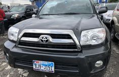 2008 Toyota 4Runner Foreign Used Grey for Sale