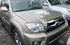 2008 Toyota 4Runner Foreign Used Gold for Sale