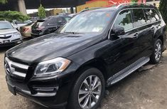 Used Mercedes Benz GL450 Foreign 2014 Model Black