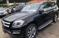 Used Mercedes Benz GL450 Foreign 2014 Model Black