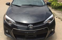 Used Toyota Corolla Foreign 2016 Model Black