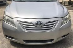 Nigeria Used Toyota Fortuner 2014 Model Silver