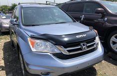 2008 Honda CR-V Tokunbo Blue SUV for Sale