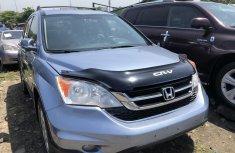 2008 Honda CR-V Tokunbo Blue SUV for Sale
