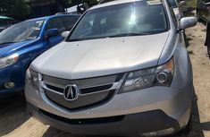 2008 Used Acura MDX Foreign Silver for Sale