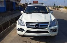 Mercedes Benz GL450 White 2011 Tokunbo for Sale