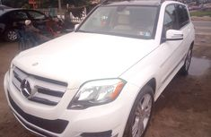 Foreign used Mercedes Benz GLK 2014 Model